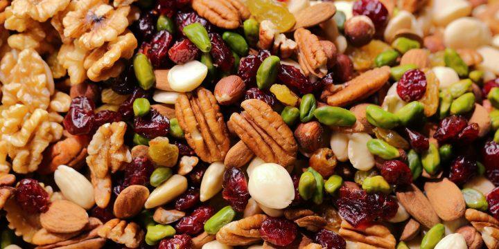 Hoe vaak eet jij noten per week?