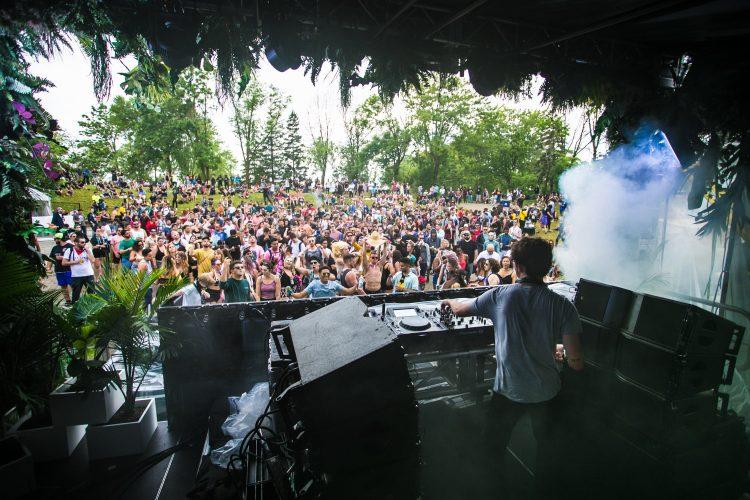 Festival muziek