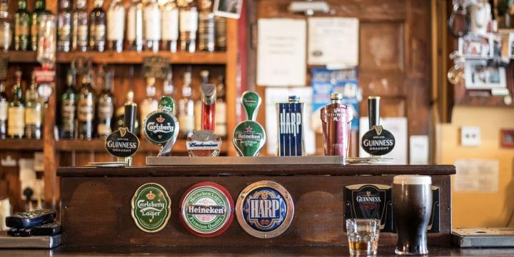 Welke biermerken zijn het populairst bij een foodtruck?